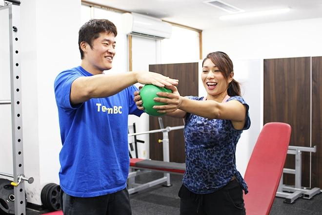 トレーニング中の写真1