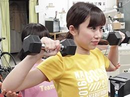名古屋市南区でパーソナルトレーナー養成スクール(学校)生イメージ写真2